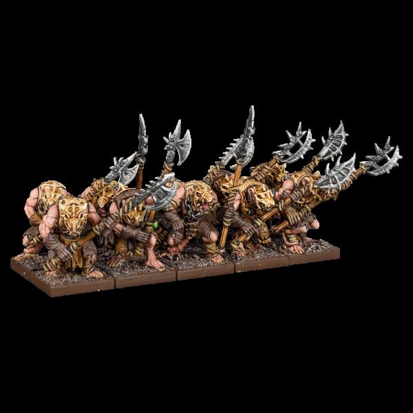 Ratkin Shock Troops troop