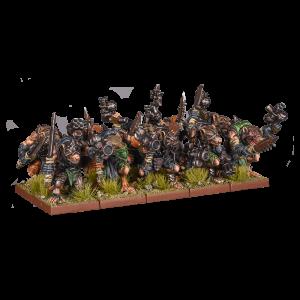 Ratkin Scurriers troop