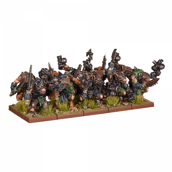 Ratkin Scurriers troop