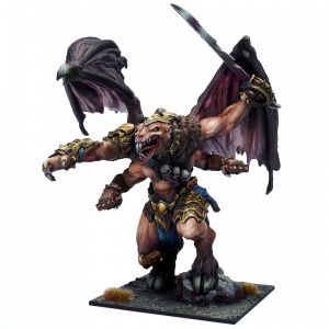 Ratkin Scudku-Z'luk, Demonspawn of Diew