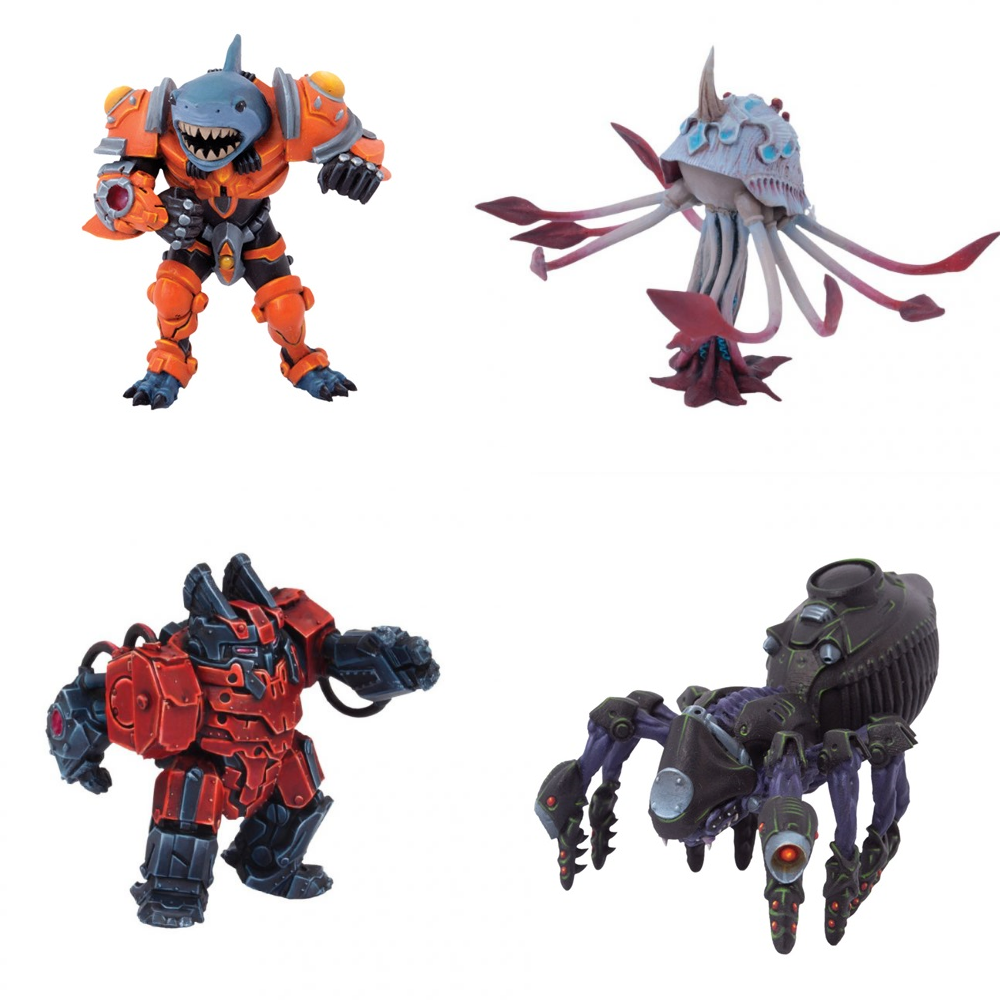 DreadBall Xtreme Giants