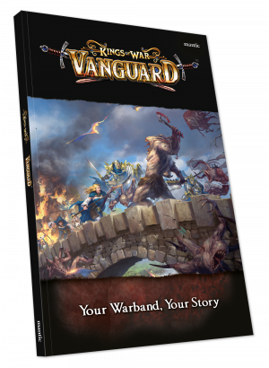Vanguard Softback Rulebook