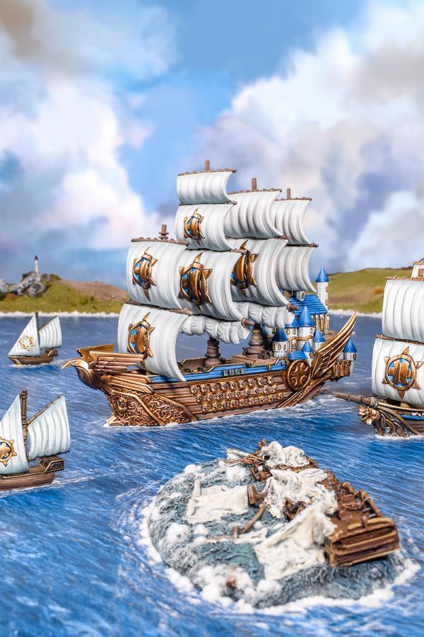 Armada Basilean Dictator