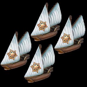 Basilean Sloop Squadrons