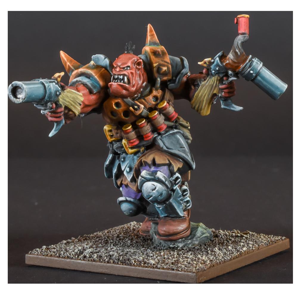 Ogre Boomer Sergeant (Mantic Direct)