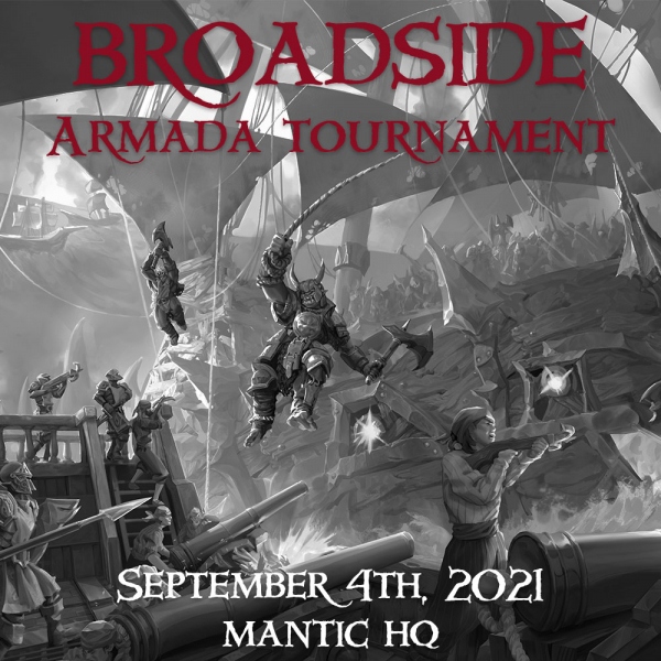 Broadside Armada Tournament